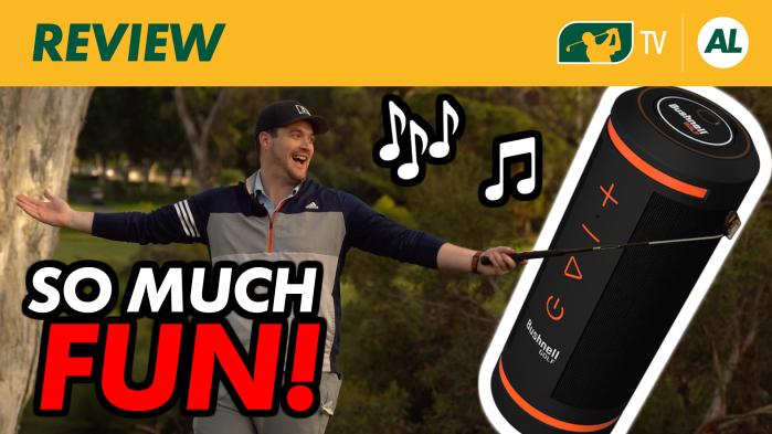 bushnell wingman speaker golf gps - alex etches golfbox